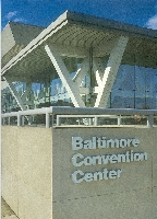Ort der Veranstaltung DECK EXPO: Baltimore Convention Center (Baltimore, MD)