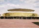 Venue for FUEL AND ENERGY COMPLEX OF UKRAINE: THE PRESENT AND THE FUTURE: Kiev International Exhibition Center (Kiev)