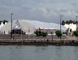Venue for SIAM - SALON INTERNATIONAL DE L'AGRICULTURE AU MAROC: Bassin de l'Agdal, Sahrij Souani (Meknes)