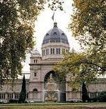 Venue for AUSTRALASIAN QUILT CONVENTION: Royal Exhibition Building, Carlton Gardens (Melbourne)