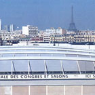 Venue for SALON NATIONAL DE L'IMMOBILIER: Paris Expo Porte de Versailles (Paris) - http://www.viparis.com
