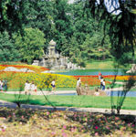 Parc Floral de Paris (Paris) http://www.parcfloraldeparis.com (in french)