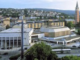 Venue for STANZTEC: CongressCentrum Pforzheim (Pforzheim)