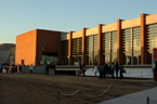 Venue for EDIFICA: Espacio Riesco (Santiago)