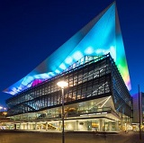 Ubicación para SECURITY EXHIBITION & CONFERENCE: ICC Sydney - International Convention Centre Sydney (Sídney)