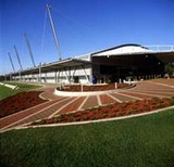 Venue for CARAVAN, CAMPING, RV AND HOLIDAY SUPERSHOW: Rosehill Gardens Event Centre (Sydney)