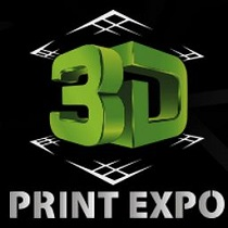 logo for 3D PRINT EXPO RUSSIA 2019