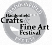 logo for ANNUAL HADDONFIELD CRAFTS AND FINE ART FESTIVAL 2020