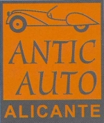 logo for ANTIC AUTO ALICANTE 2021