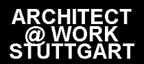 logo pour ARCHITECT @ WORK - GERMANY - STUTTGART 2021