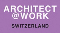 logo für ARCHITECT @ WORK - SWITZERLAND 2021