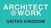 logo for ARCHITECT @ WORK - UNITED KINGDOM 2021