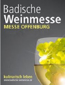 logo for BADISCHE WEINMESSE 2020