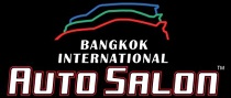 logo for BANGKOK INTERNATIONAL AUTO SALON 2018