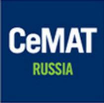 logo for CEMAT RUSSIA 2018
