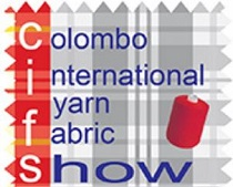 logo pour CIFS (COLOMBO INTERNATIONAL YARN & FABRIC SHOW) 2020