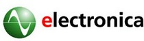 logo for ELECTRONICA 2022