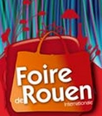 logo for FOIRE INTERNATIONALE DE ROUEN 2021