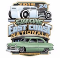 logo for GOODGUYS EAST COAST NATIONALS RHINEBECK 2019