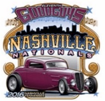 logo for GOODGUYS NASHVILLE NATIONALS 2019