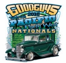 logo for GOODGUYS PACIFIC NORTHWEST NATIONALS PUYALLUP 2021