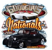 logo for GOODGUYS PPG NATIONALS COLUMBUS 2020