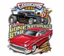 logo for GOODGUYS SPRING LONE STAR NATIONALS FORT WORTH 2019