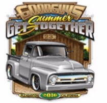 logo for GOODGUYS SUMMER GET-TOGETHER PLEASANTON 2019