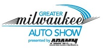 logo for GREATER MILWAUKEE AUTO SHOW 2019