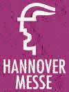 logo for HANNOVER MESSE '2020