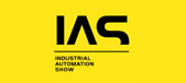 logo for IAS - INDUSTRIAL AUTOMATION SHOW 2018