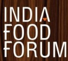logo pour INDIA FOOD FORUM 2021