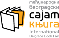 logo for INTERNATIONAL BELGRADE BOOK FAIR 2019