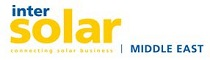 logo for INTERSOLAR MIDDLE EAST 2020