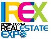 logo for IREX (INTERNATIONAL REAL ESTATE EXPO) 2019
