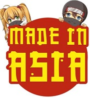 logo for MADE IN ASIA 2022