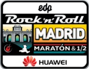 logo for ROCK 'N' ROLL MADRID 2018