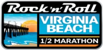 logo for ROCK 'N' ROLL VIRGINIA BEACH 2020