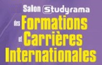 logo for SALON DES FORMATIONS ET CARRIÈRES INTERNATIONALES DE PARIS 2019