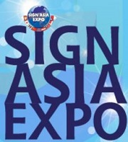 logo for SIGN ASIA EXPO 2018