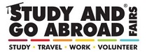 logo for STUDY AND GO ABROAD TORONTO 2019