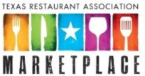 logo for TEXAS RESTAURANT ASSOCIATION MARKETPLACE 2020