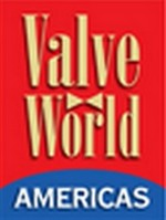 logo for VALVE WORLD AMERICAS 2019