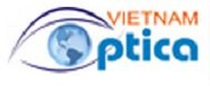 logo for VIETNAM OPTICA 2019