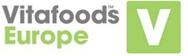 logo for VITAFOODS EUROPE 2018